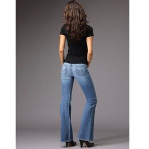Adriano Goldschmied The Legend Flare Leg Jeans